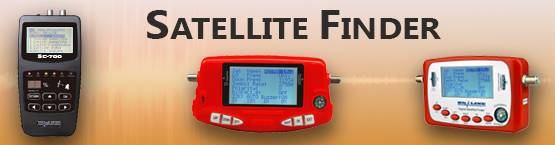 Satfinder -satellite-finder-satlink-hdline
