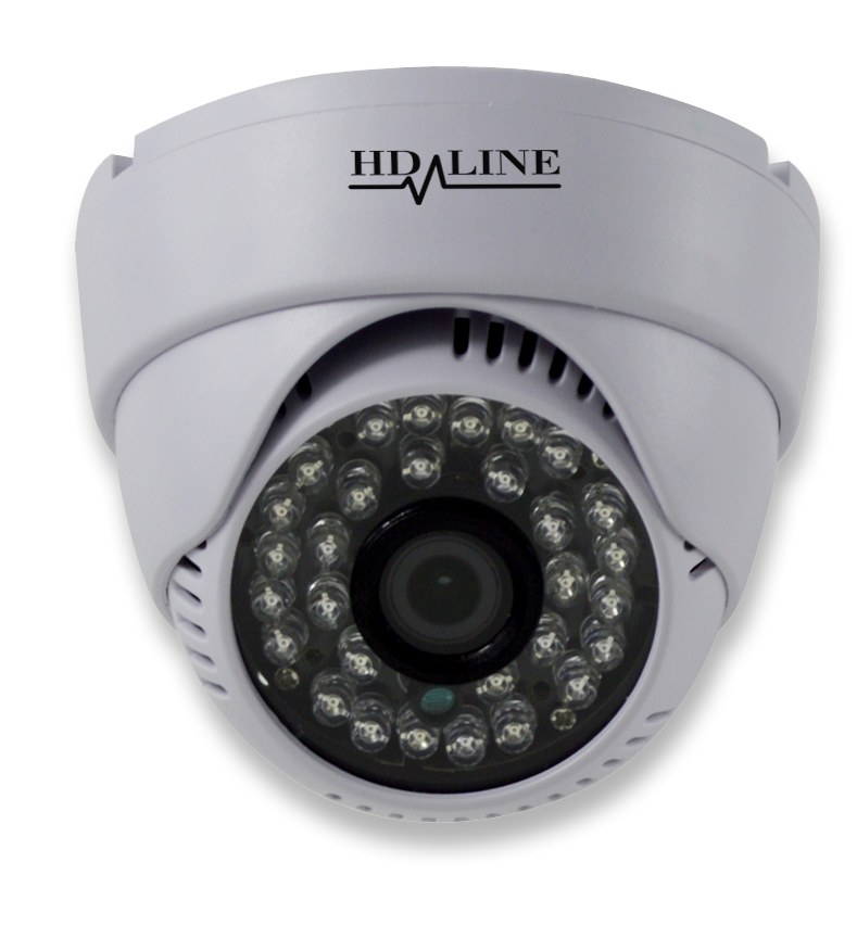 Caméra IP 1150 du kit de vidéosurveillance 4 Caméra AHD et IP Bfsat.fr