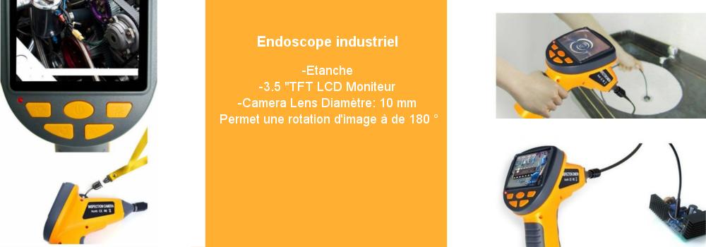 Utilisation endoscope industriel bfsat