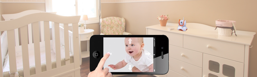 Babycam inclinable avec micro et wifi bfsat.fr