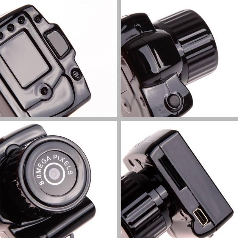 Micro caméra d'espionnage et loisirs 720P et micro sur bfsat.fr
