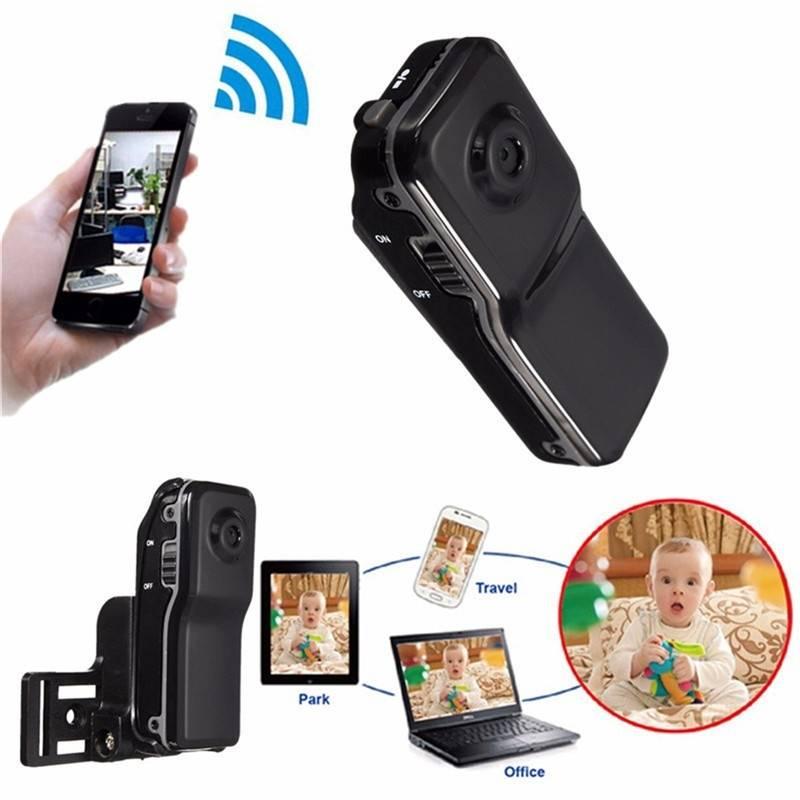 mini Caméra connecté Wifi bfsat