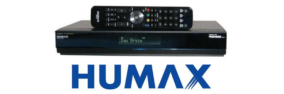 Télécommande Humax RM-F02 PFR iCord SAT