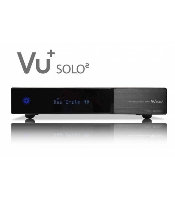 Vu+ Solo - Demodulateur Satellite Full Hd-Linux