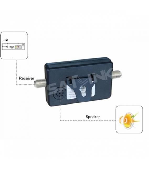 SATLINK WS-6903 digital satfinder Satellite Mesurer