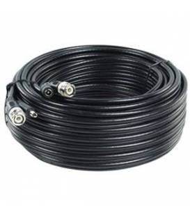 Video Cable BNC 50m with alimentation for Camera