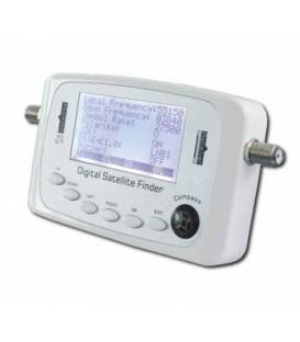 SF-500 DIGITAL SATFINDER WHITE