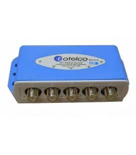 Satellite Diseqc Switch 4/1 (botelco)