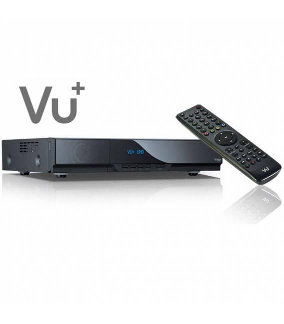 VU+ UNO demodulateur décodeur satellite full HD LINUX