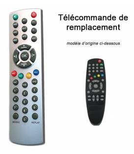 Universal remote control FRANSAT CYBEST CF100 STRONG GLOBSAT GS1000
