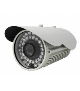 Security Camera WP-900W CCTV white IR 42 LED IR CUT - Color 1200TVL metal - Compatible 960H