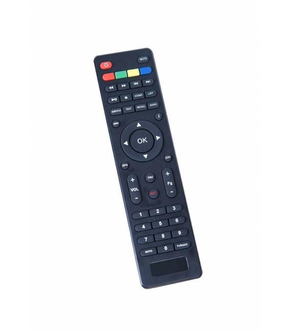 HD-LINE HD-250, USB-Stick 8Go Satellite Receiver HD SCART FTA Remote control