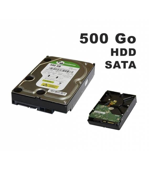 Disque dur SATA 500 Go 32 Mo Cache - Enregistrement Videosurveillance