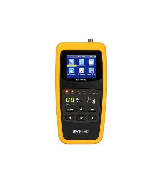 SATLINK WS-6933 Digital Satellite Signal Finder Meter