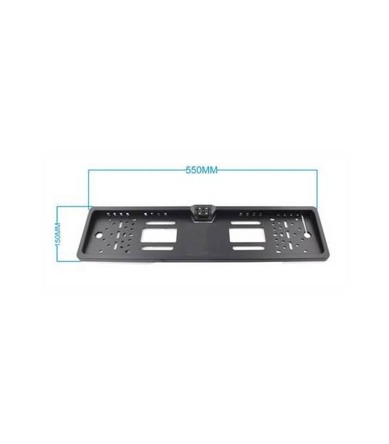 Mini Caméra voiture Recul - SANS FIL - Fixation avant / arrière auto - LED Nuit - Angle 120° - Waterproof