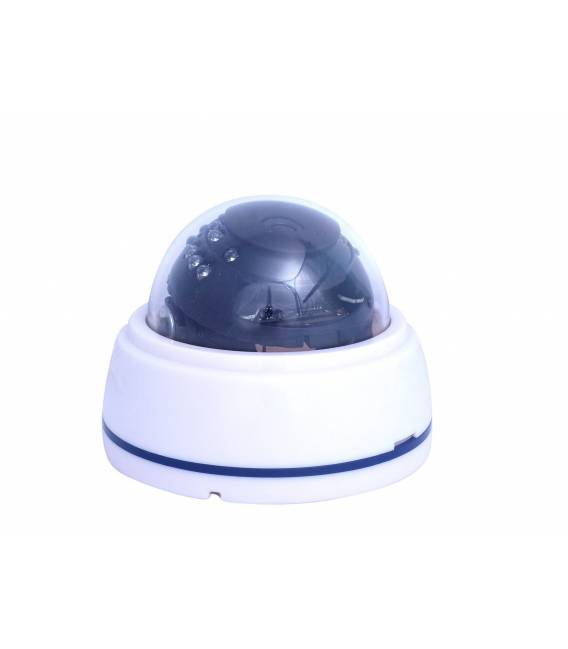 Security Camera DC-350 AHD White IR 24 LED