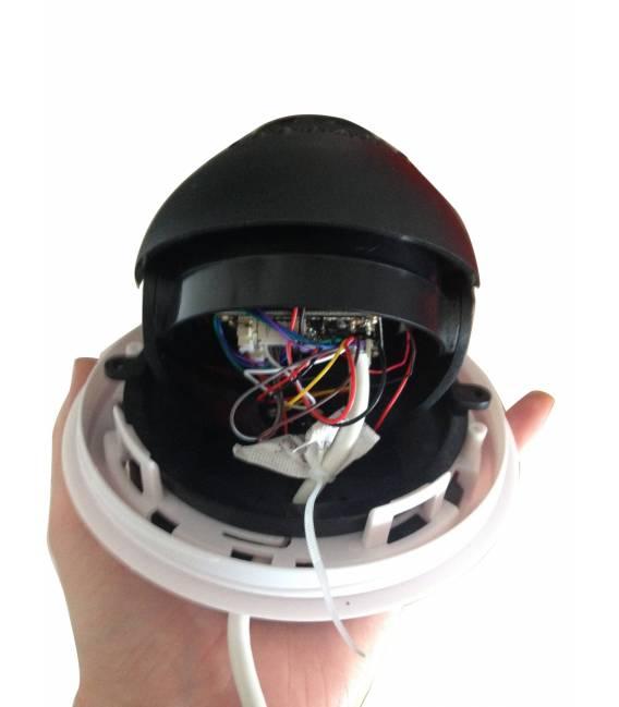 Dome CCTV Security Camera DZ-450 AHD white IR 30 LED IR CUT - 960P