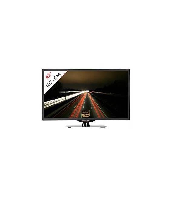 Redline TV LED 42 Zoll 107 cm Full HD LCD PC Monitor