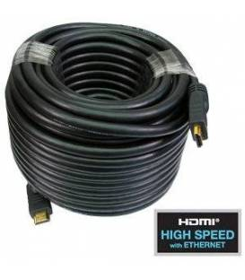 CABLE HDMI GOLD FULL HD 20M 1920X1080p