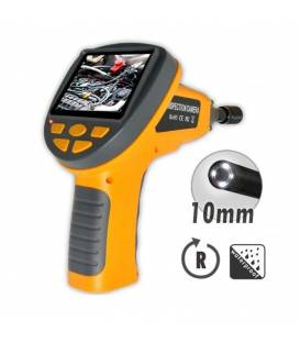 """HD-LINE endoscope 3.5 """"Caméra étanche industriel inspection 180 Rotation câble de 1m"""