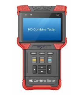 """HD-LINE HD-152 Mesureur de caméra Ecran 4"""" TFT Testeur 3-en-1 Analogique / AHD / TVI"""