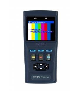 HD-LINE AN-30 Mesureur Testeur de caméra analogique Vidéosurveillance