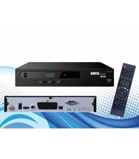 nokta digital HD-1461 Démodulateur satellite Full HD FTA HDMI Péritel USB