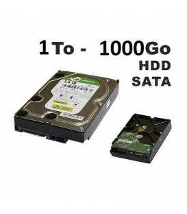 "Disque dur interne SATA 1000 GB 32 Mo Cache 3.5"" - PC, Enregistrement Videosurveillance"