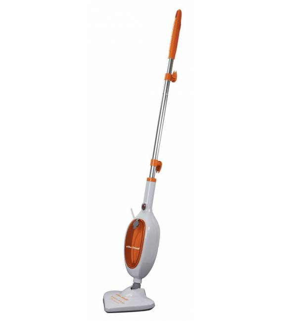 Efbe-schott Junior Balai vapeur 3en1 0.35L, 1300 W, Blanc/Orange