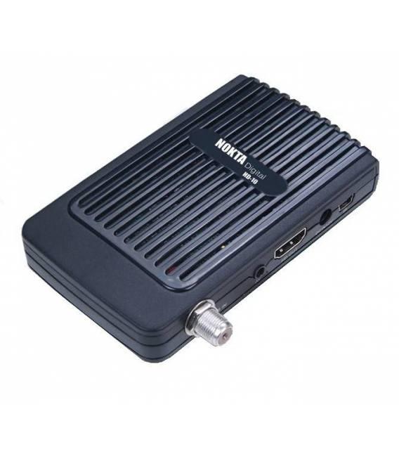 NOKTA DIGITAL HD-10 mini démodulateur FTA HD USB avec déport IR
