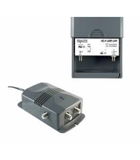 HD-LINE 2/1 TV pré-amplificateur alimentation pour antenne TNT bfsat.fr