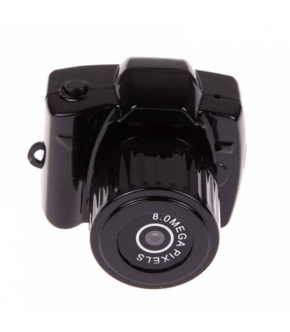 MINI Caméra espion 720P Couleur Video Photos 8MP