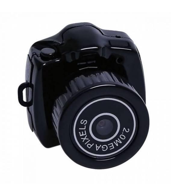 MINI Caméra espion 480P Couleur Video Photos 2MP