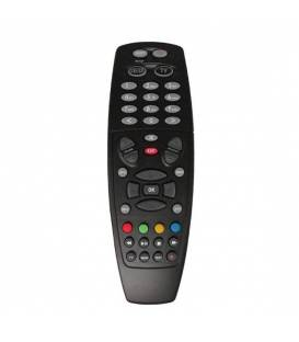 Black compatible remote control Dreambow 7000 / 7025 / 600 / 800