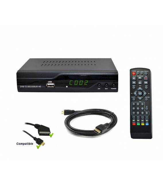 LIVE TNT 8115 PLUS DVB-T Full HD 1080P Receiver TV HDTV Box Terrestrial