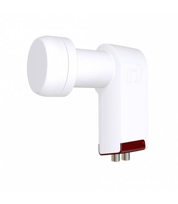LNB INVERTO TWIN RED EXTEND CLASSIC NEW!! 2 SORTIES