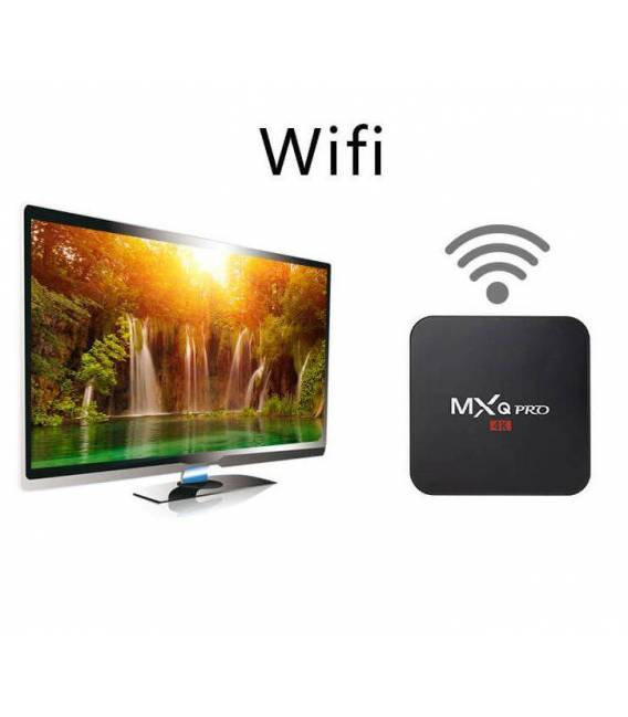 MXQ ANDROID Media Player QUAD CORE S802 1.5GHz