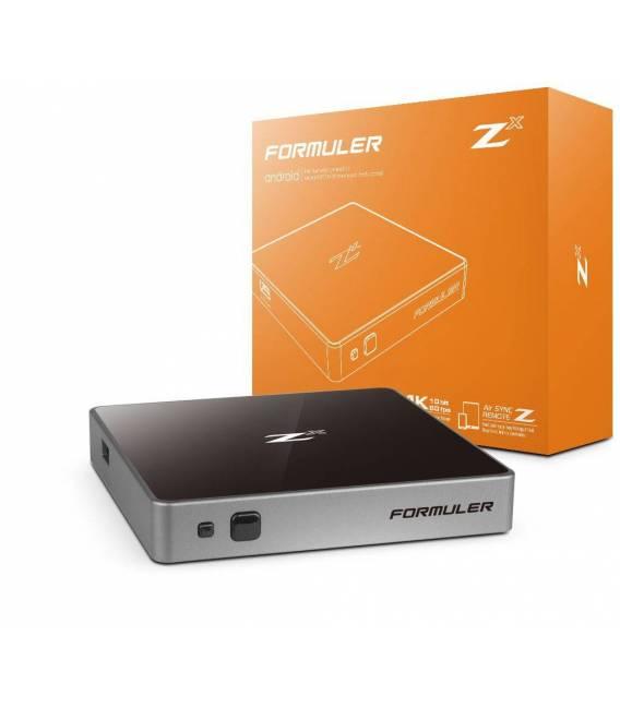 FORMULER ZX tv box ott