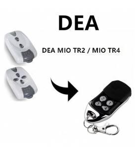 HD-LINE Telecommande Universelle de Portail — Compatible ✓DEA MIO TD 2 ✓ DEA MIO TD 4 [ 433.92 Mhz ] — 4 Canal