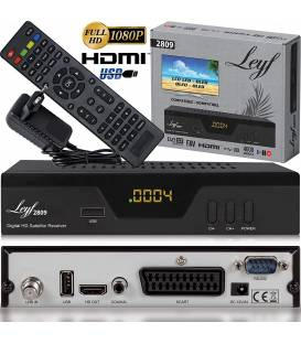 Leyf 2809 démodulateur satellite HD