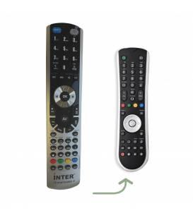 Télécommande inter compatible Philips TNTSAT / FRANSAT DSR3231T DSR3031F