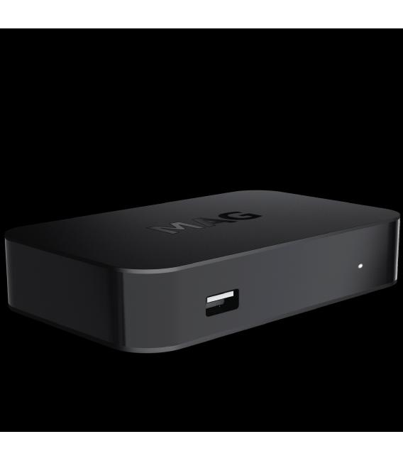 MAG420 Android Tv Box / Récepteur Bluetooth / Lecteur multimédia / Appareil connecté à Internet / Connexion IPTV possible / WIFI