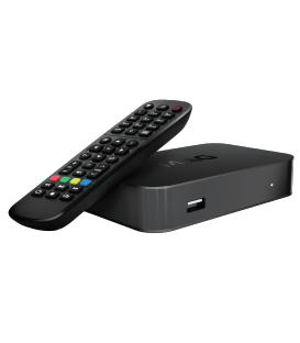 MAG420 IPTv Box / Bluetooth receiver / Multimedia player / Device connected to the Internet / IPTV connection possible / WIFI